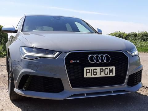 PGM's car