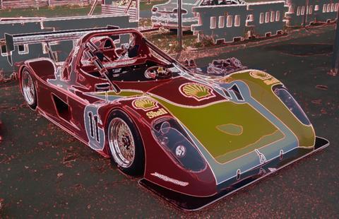 BioBa's car