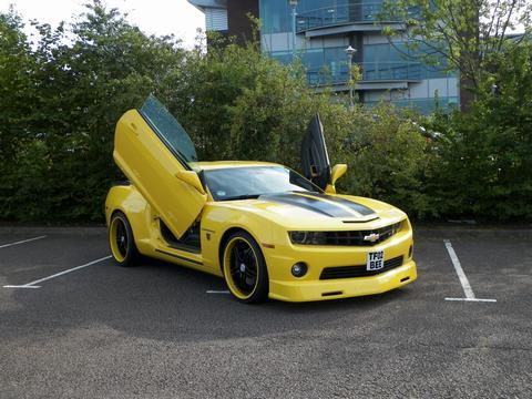 Tomblebee's car