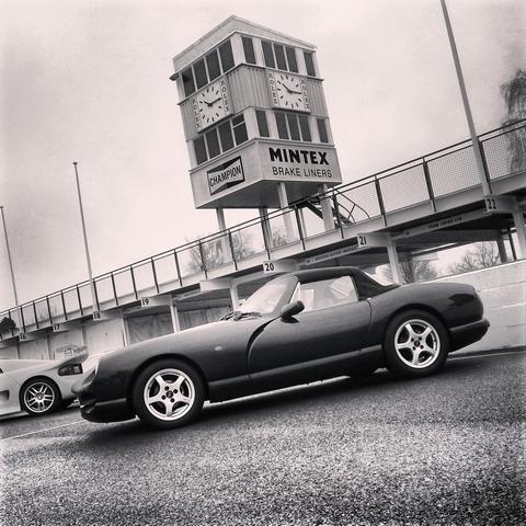 BlackpoolRock's car
