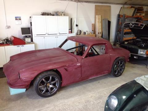 Geoff38's car