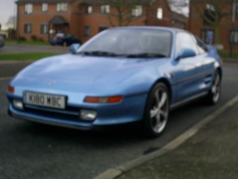 speedster1950mr2's car