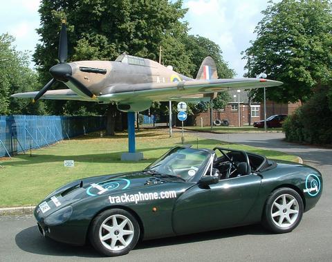martinworth's car