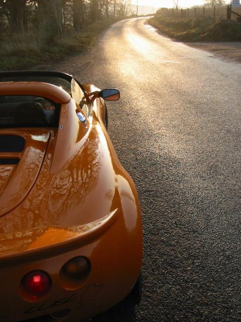 tuscan_thunder's car