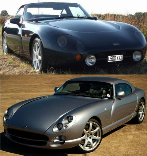 used 2000 tvr griffith 500 for sale in surrey pistonheads. Black Bedroom Furniture Sets. Home Design Ideas