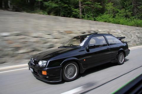 Roop's car