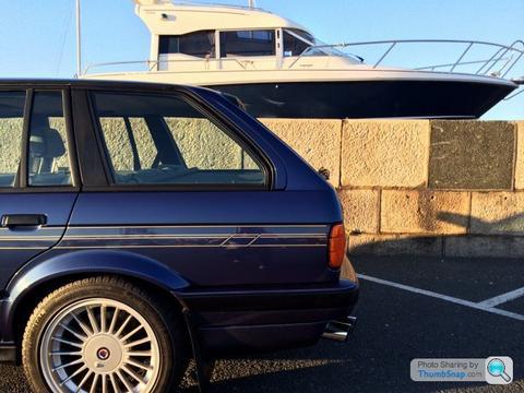 Leins's car
