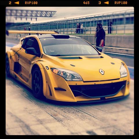 obes's car