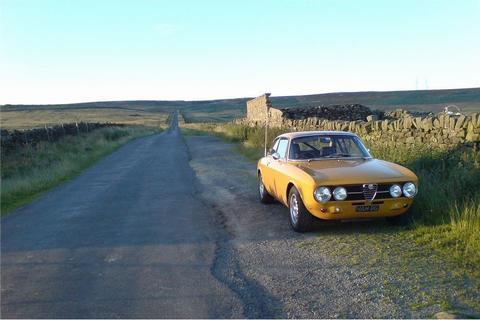 RicksAlfas's car