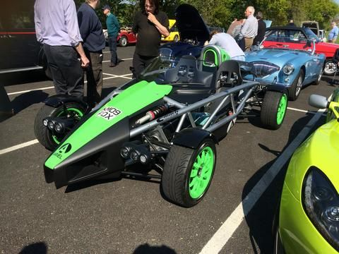 KMF's car