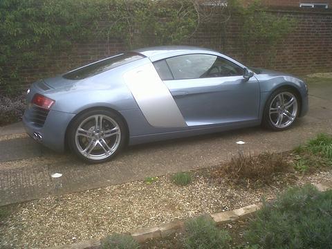 gbbird's car
