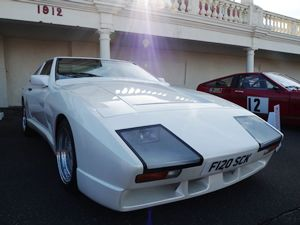 wedgeman's car
