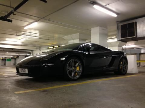 JonnyW's car