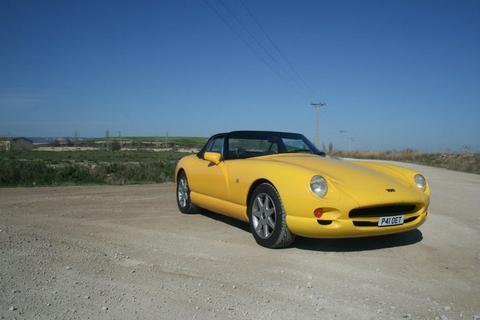 Chris71's car