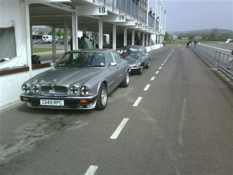 V12 Migaloo's car