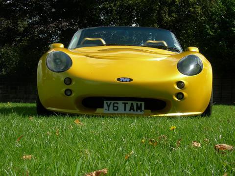 Fly Boy's car