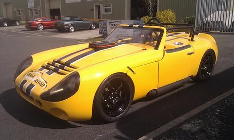 NTEL's car