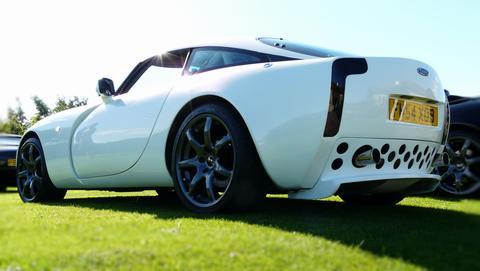 Halfman's car