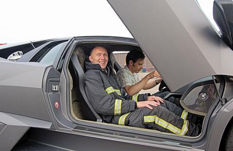 markdxfire's car