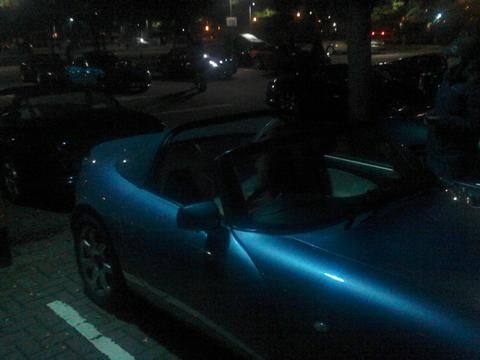 crazyidea's car