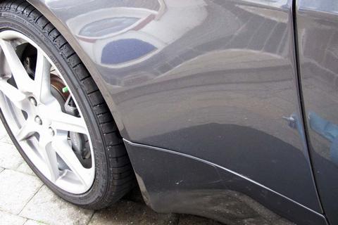 Petrolhead's car
