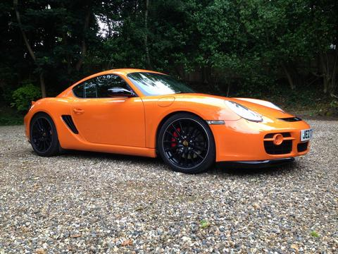 used 2009 porsche cayman s sport for sale in bucks pistonheads. Black Bedroom Furniture Sets. Home Design Ideas