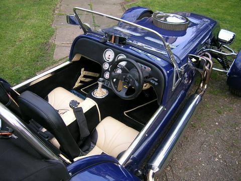 tidyfrog's car