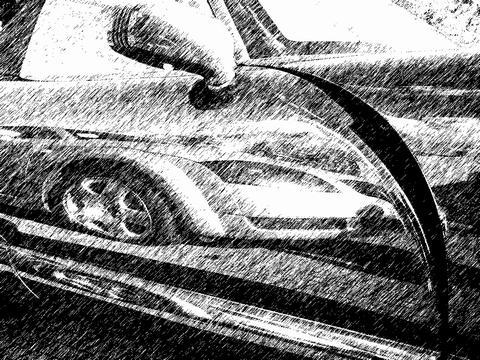 2 sMoKiN bArReLs's car