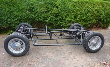 Astacus's car