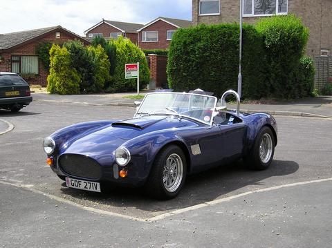 Tony427's car