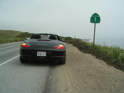 Highway Star's car