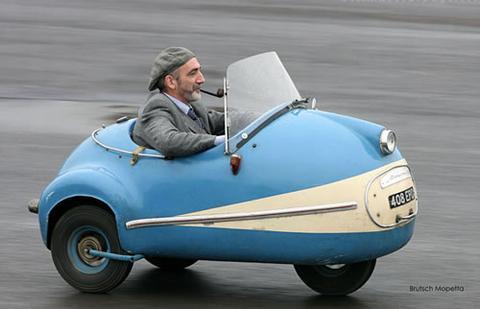 OverSteery 's car