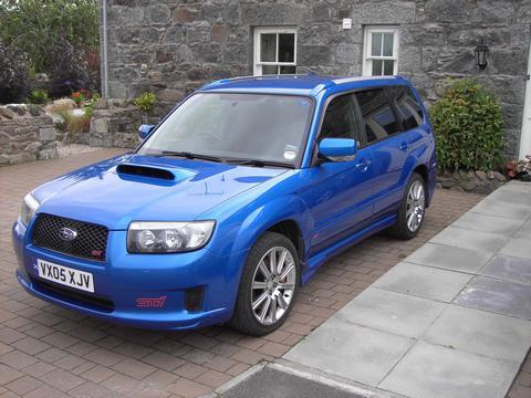 Rhynie_Man's car