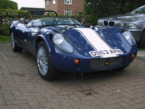 Carpmart's car