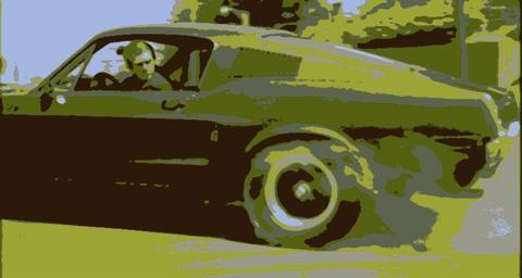 JRT's car
