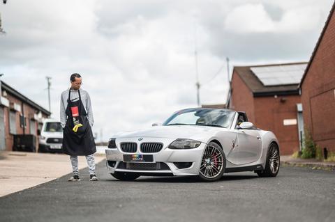 Beedub's car
