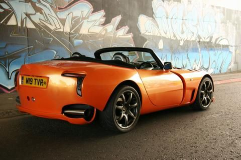 Rev Limiter's car