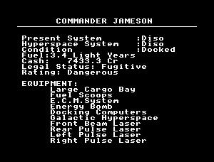 CommanderJameson's car
