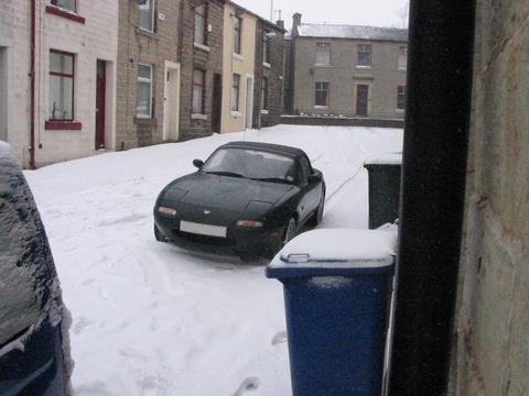 lord summerisle's car