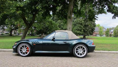 GTRene's car