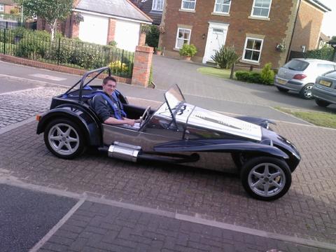 5mudge's car