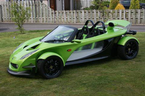 Gareth135R's car