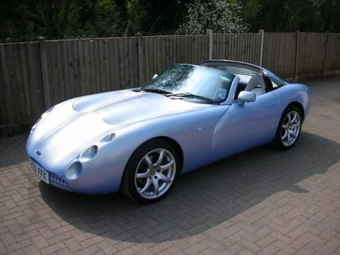 Tuscan Rat's car