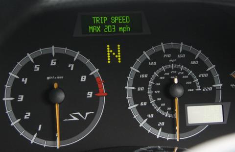 traxx's car