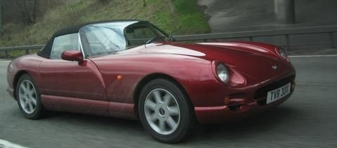 theaxe's car
