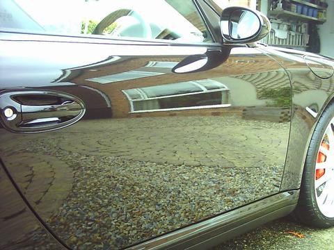 Glyn waxmaster's car