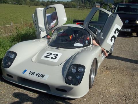 3Dee's car