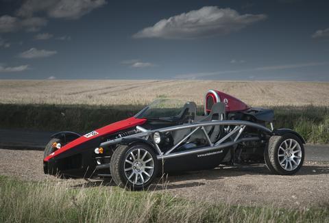 razbox's car