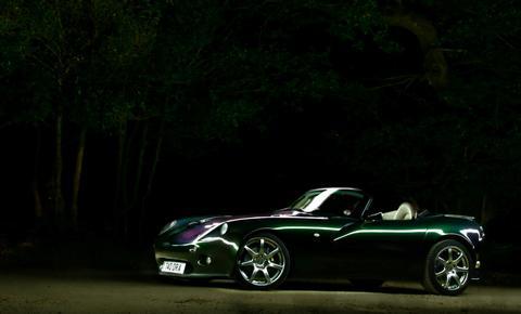 T40ORA's car