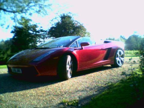 GALLARDOGUY's car